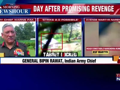 Army chief talks tough; warns Pakistan