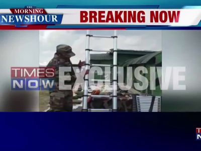 Army foils infiltration bid in Kupwara's Keran sector