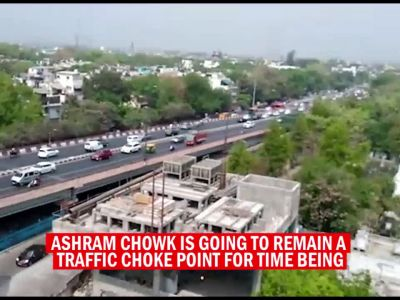 Ashram underpass hits fund hurdle, to remain traffic choke point