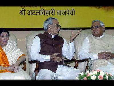 Atal Bihari Vajpayee: Legendary singer Lata Mangeshkar's heartfelt tribute