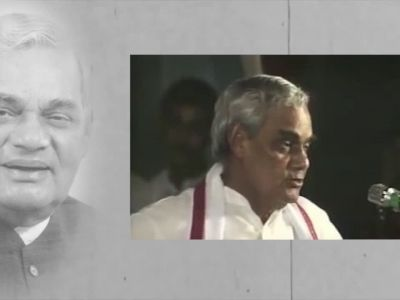 Atal Bihari Vajpayee's captivating poems: Poet-politician passes away