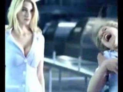 Axe commercial - Girl fight