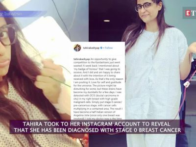 Ayushmann Khurrana opens up about his wife Tahira's breast cancer, says it was a difficult phase