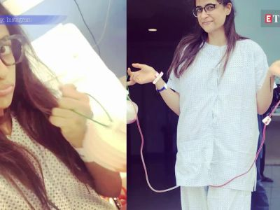 Ayushmann Khurrana's wife detected with breast cancer, says it has made her a '2.0 version' of herself