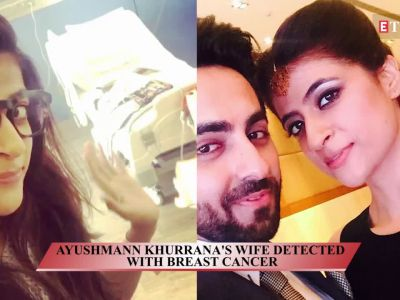 Ayushmann's wife detected with breast cancer; Rhea trolled for posting pics with Mahesh Bhatt and more