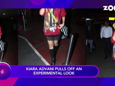 B-Town celebs get experimental with their airport looks