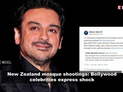B-wood celebs express shock at New Zealand mosque shootings; public review of Nawazuddin Siddiqui's 'Photograph', and more…