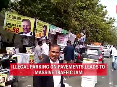 Bar Council election leads to complete mess in central Delhi