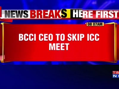 BCCI CEO to skip ICC meet in Singapore after harassment charges leveled against him