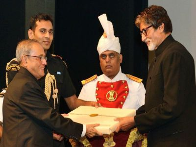 'Bhoothnath Returns' screened at Rashtrapati Bhavan