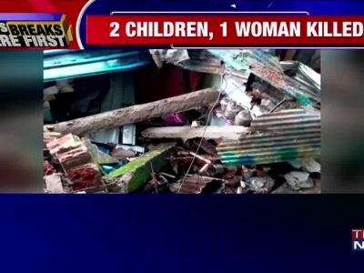 Bhopal rains: Wall collapses in Bhopal, 4 people die