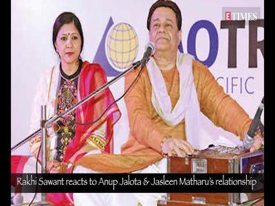 Bigg Boss 12: Rakhi Sawant's hilarious take on Anup Jalota, Jasleen Matharu