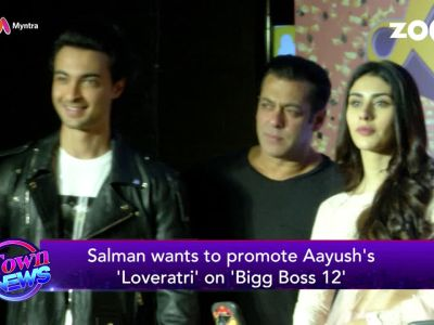 Bigg Boss 12: Salman Khan wants to invite Aayush-Warina as special guests