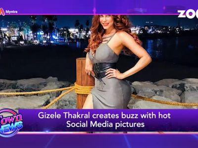 'Bigg Boss' fame Gizele Thakral shakes up the internet