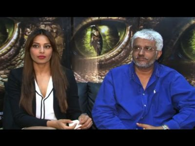 Bipasha, Vikram Bhatt on 'Creature 3D'