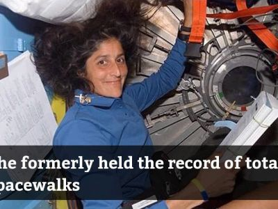 Birthday special: 'Spacewalker' Sunita Williams turns 53, to embark on her third space journey soon