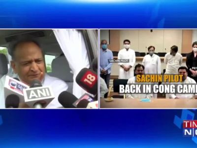 BJP's tactics to topple Rajasthan govt failed, will address grievances of MLAs: Ashok Gehlot