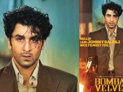 'Bombay Velvet' - First look Featuring Ranbir Kapoor