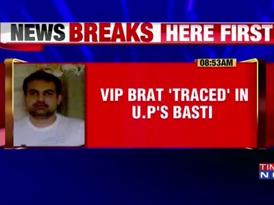 Brawl at Delhi hotel: VIP brat Ashish traced in UP's Basti