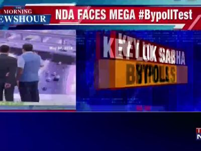 Bypolls: Voting underway in 4 Lok Sabha seats and 10 assembly constituencies
