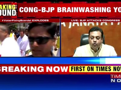 Cambridge Analytica not a 'Brahmastra' for relaunching Rahul Gandhi: Sambit Patra
