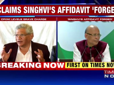 Cancel Singhvi's Rajya Sabha nomination: CPI(M) to poll panel