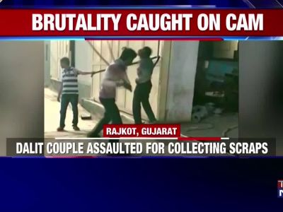 Caught on cam: Man brutally thrashed to death in Gujarat's Rajkot
