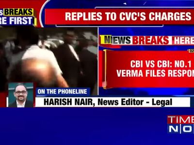 CBI director Alok Verma files reply to CVC report in Supreme Court in a sealed cover
