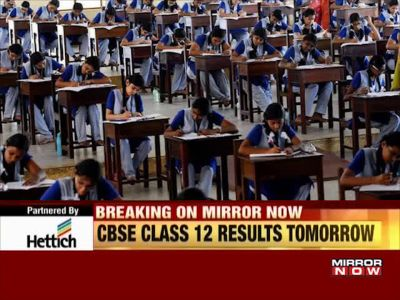 CBSE 12th result 2018 to be out on May 26