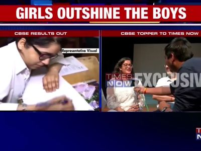 CBSE Class 12 topper Meghna Srivastava reveals secret of her success