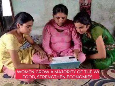 Celebrating International Day of Rural Women!