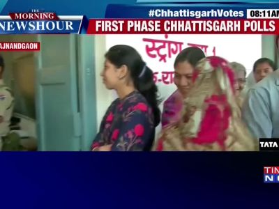 Chhattisgarh polls 2018: First phase of voting begins