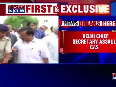Chief secretary Anshu Prakash assault case: Kejriwal, Sisodia named as accused in Delhi Police chargesheet