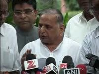 Coal block scam: mulayam seeks inquiry by sitting judge