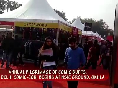 Comic-Con Delhi gets stronger Indian touch this year