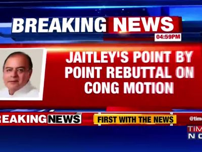 Congress move to SC on 'misconceived' CJI impeachment would be a blunder: Arun Jaitley
