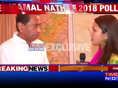 Congress names Kamal Nath as Madhya Pradesh party chief