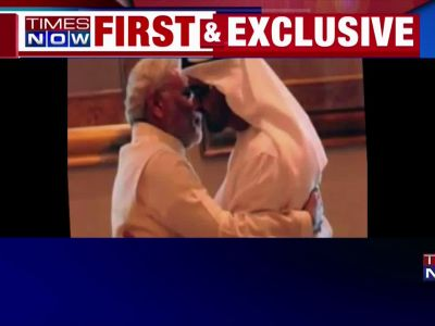 Congress takes a jibe at PM Modi's 'hugplomacy'