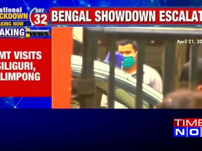 COVID-19: IMCT visits Siliguri, says no Bengal official is inspecting with them