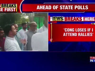 Cracks appear in Congress, Digvijaya Singh distances himself from poll rallies