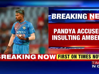 Cricketer Hardik Pandya booked for tweet on Ambedkar by Rajasthan Police