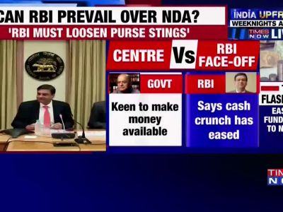 Crucial RBI meet underway; Govt wants RBI to announce revamped corrective action framework for weak banks