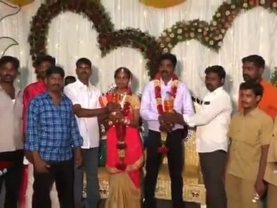 Cuddalore: Newly-wed couple get 5-litre petrol as gift