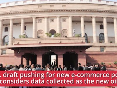 Data is the new oil: Govt policies to spell trouble for foreign e-commerce players post formation of TECI