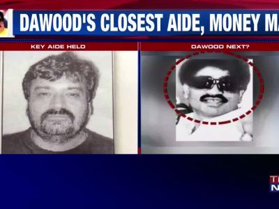 Dawood Ibrahim's key aide held in London