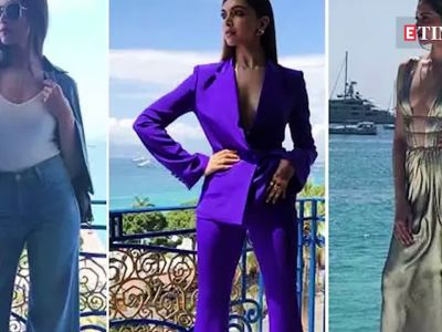 Deepika Padukone prepares for Cannes Film Festival 2019 red carpet