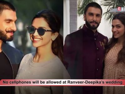 Deepika-Ranveer may ban cellphones at their wedding, John feels six-pack a curse, and more…