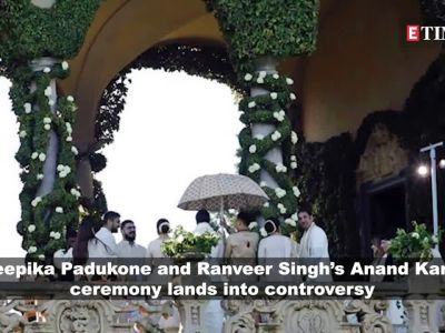 Deepika-Ranveer's Anand Karaj ceremony lands into controversy; Sara opens up about her equation with stepmom Kareena, and more…
