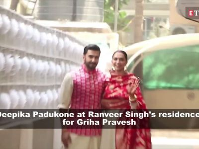 Deepika's Griha Pravesh at Ranveer's residence; actress Nafisa Ali diagnosed with stage-3 cancer, and more…