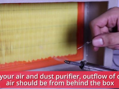 Delhi pollution: Make your own air and dust purifier for under Rs 600